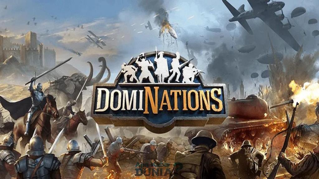 Apa Keistimewaan dari DomiNations Mod Apk