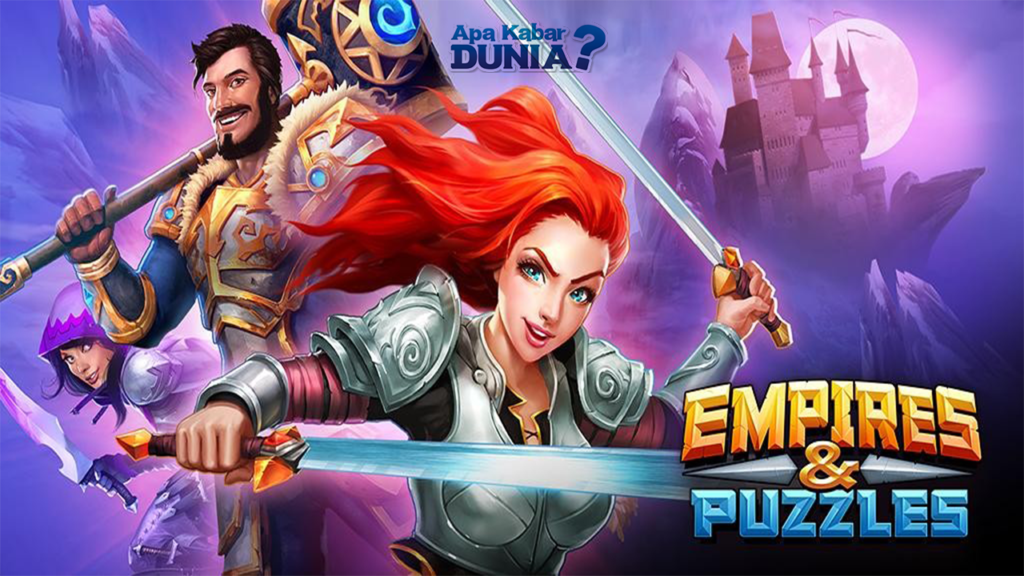 Apa Keistimewaan dari Empires & Puzzles Mod Apk