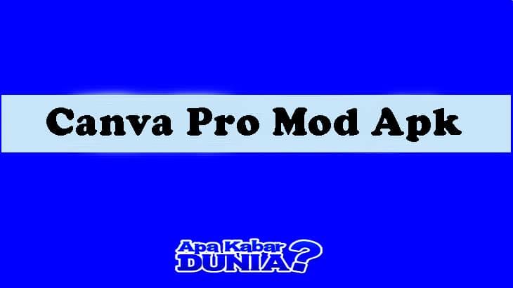 Canva Pro Apk Mod