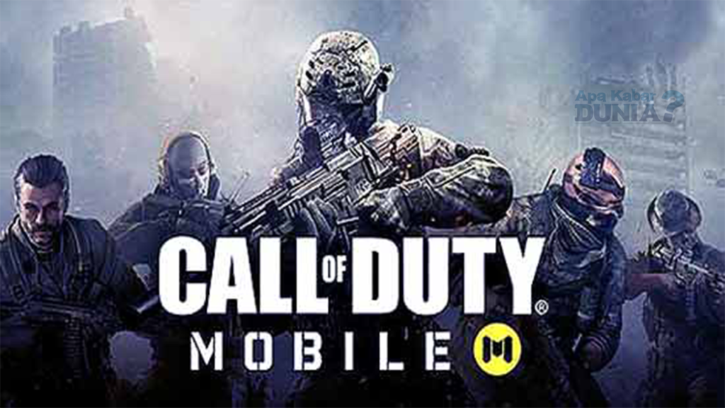 Download Call of Duty Mobile Mod Apk Versi Terbaru 2020