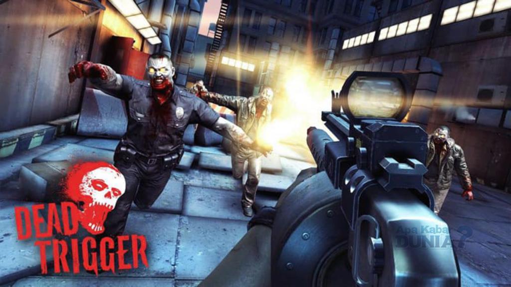 Download Dead Trigger Versi Terbaru 2020