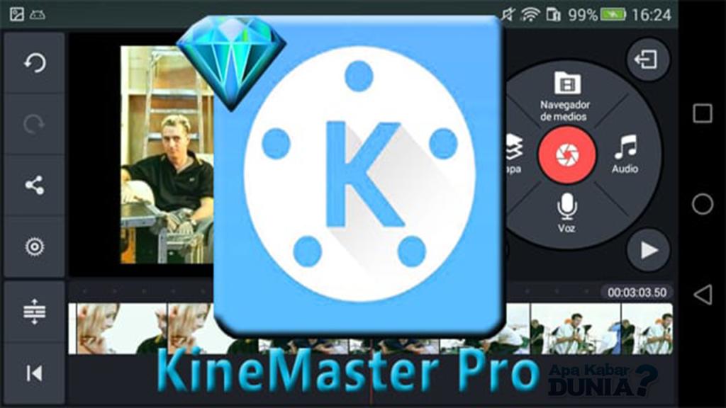Download Kinemaster Pro Versi Terbaru 2020