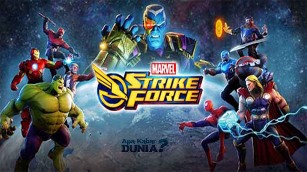 Download Marvel Strike Force Mod Apk Versi Terbaru 2020