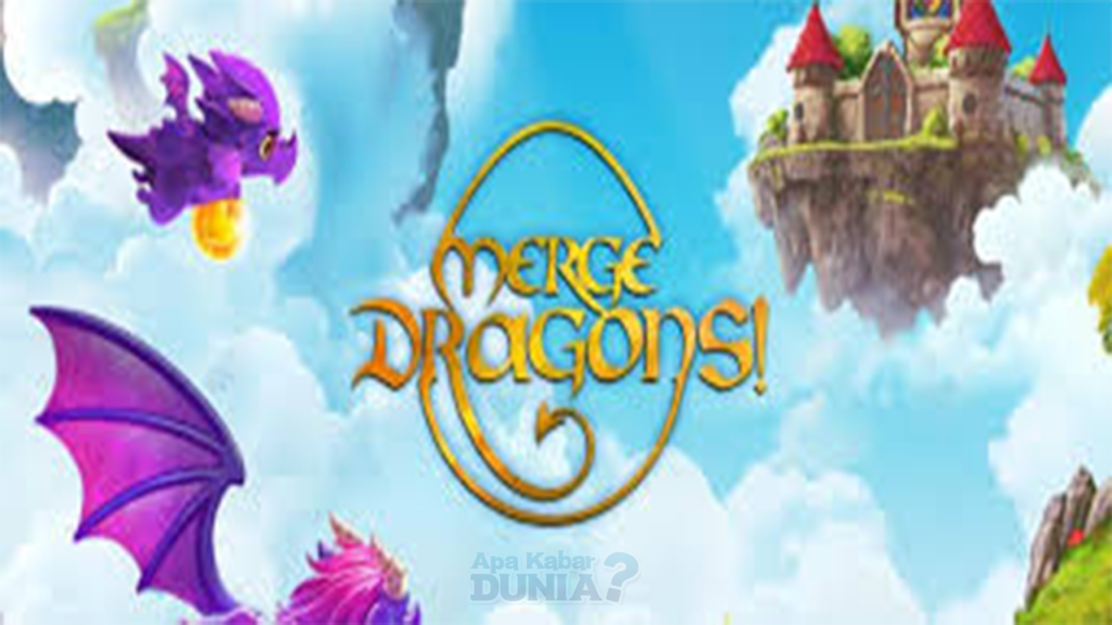 Download Merge Dragons Mod Apk Versi Terbaru 2020