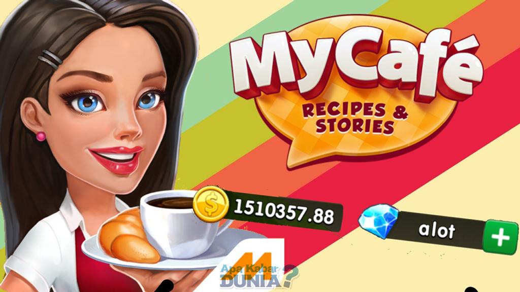 Download My Cafe Mod Apk Versi Terbaru 2020