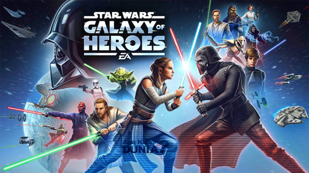 Download Star Wars Galaxy Of Heroes Mod Apk Versi Terbaru 2020