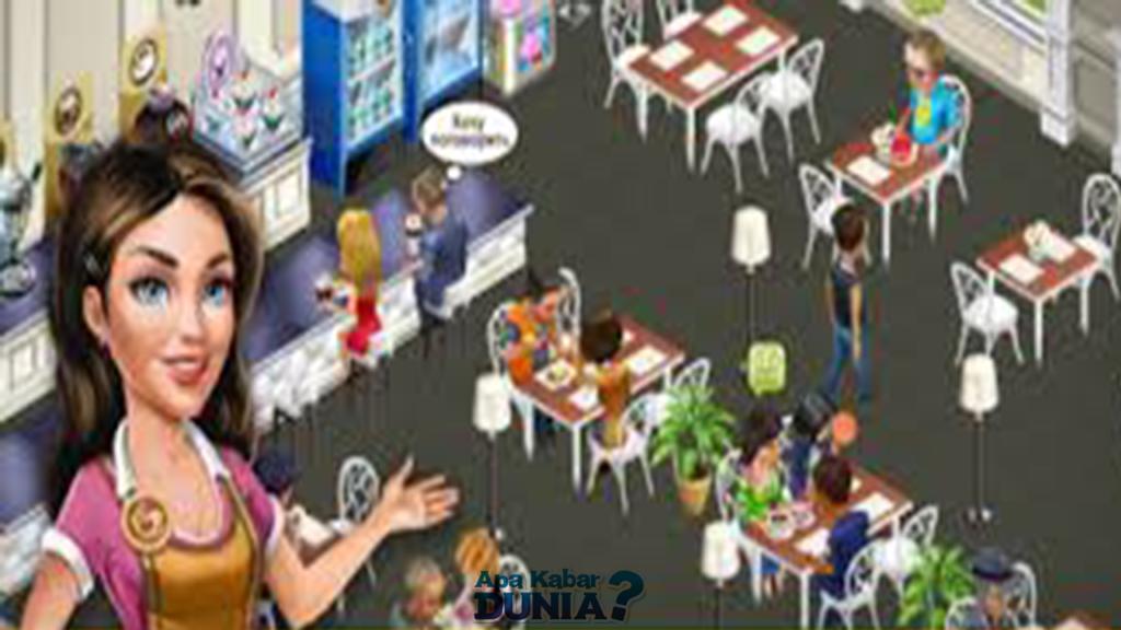 Fitur & Gameplay My Cafe Mod Apk