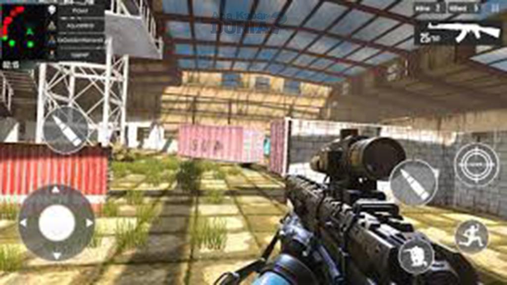 Fitur Luar Biasa Baru Dari Kill Shot Bravo Mod Apk