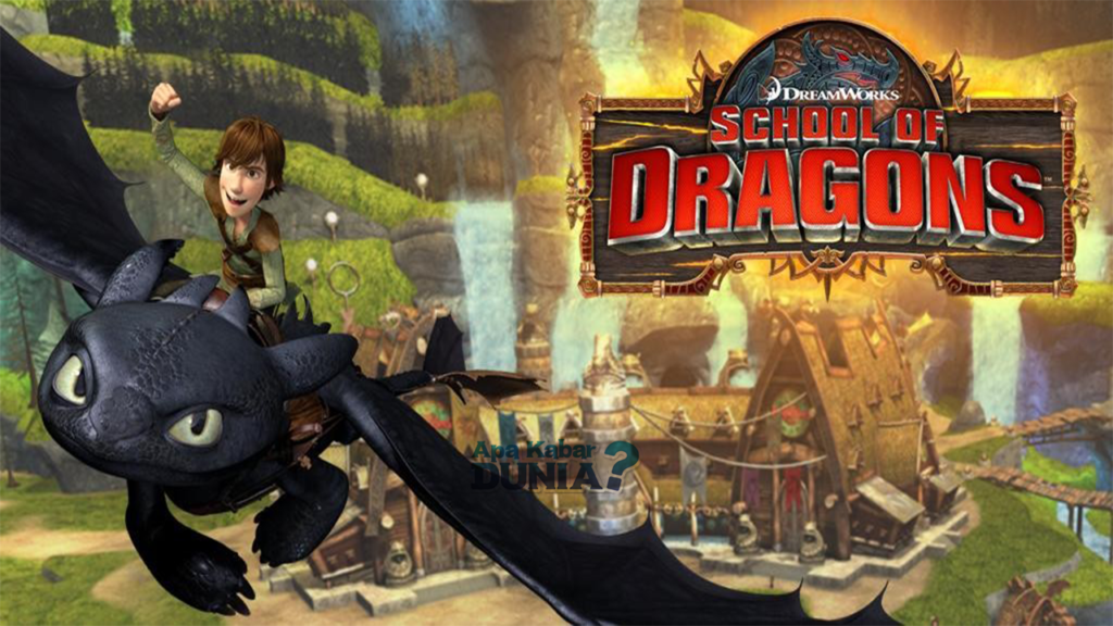 Download School of Dragons Mod Versi Terbaru 2020