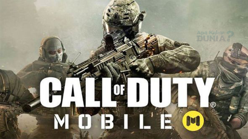 Tentang Call of Duty Mobile Mod Apk