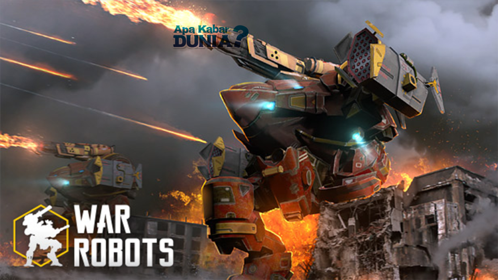Download War Robots Mod Apk Versi Terbaru 2020