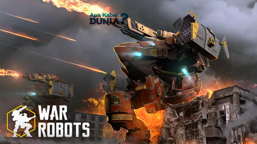 Download War Robots Mod Apk Versi Terbaru 2020