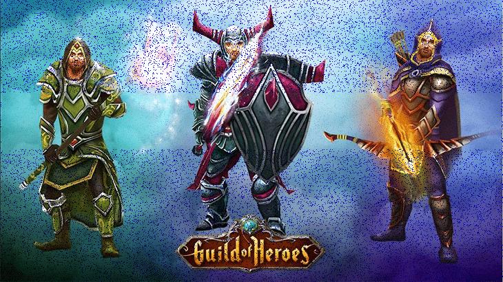 Alur Cerita Guild of Heroes