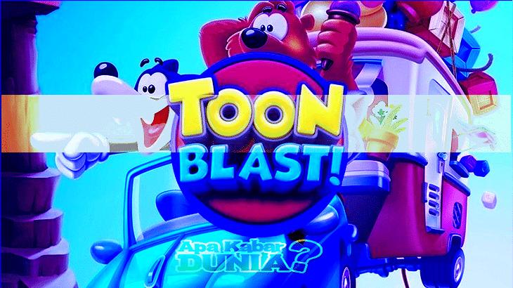 Apa Keistimewaan dari Toon Blast Mod Apk