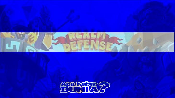 Apa Kisah Realm Defense Hero Legends TD Mod Apk