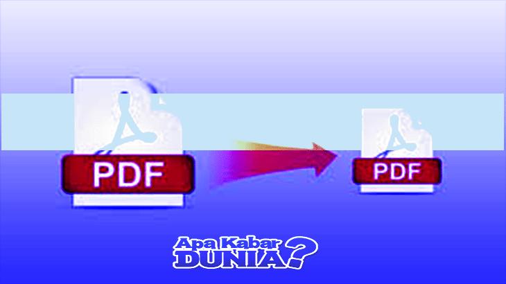 Cara Mengurangi ukuran PD