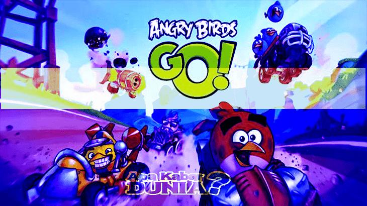Download Angry Birds Go Mod Apk Versi Terbaru 2020
