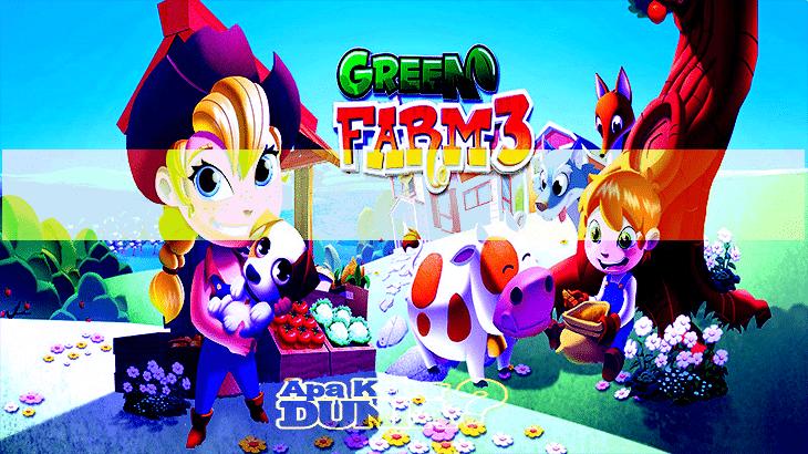 Download Green Farm 3 Mod Apk Versi Terbaru 2020