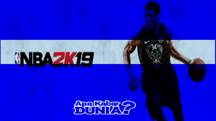 Download NBA 2k19 Mod Apk Terbaru 2020