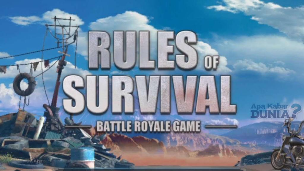 Download Rules of Survival Mod Apk Versi Terbaru 2020