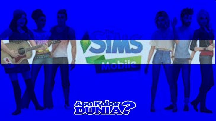 Download The Sims Mobile Mod ApkVersi Terbaru 2020