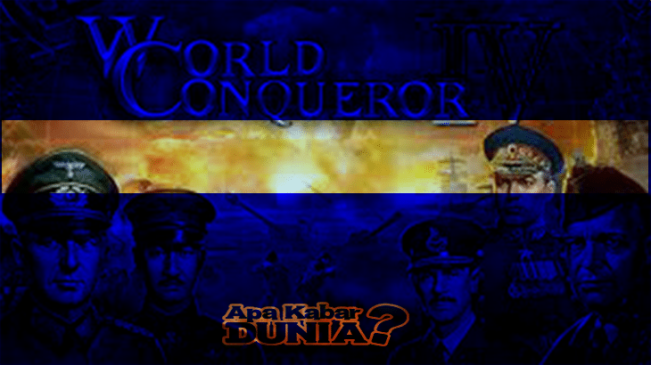 Download World Conqueror 4 Mod Apk Versi Terbaru 2020