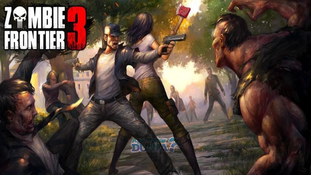 Download Zombie Frontier 3 Mod APk Versi Terbaru 2020