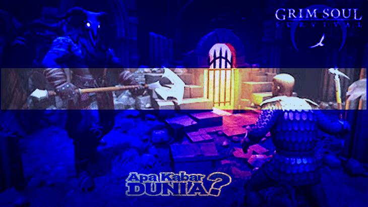 Fitur Grim Soul Dark Fantasy Survival Mod Apk