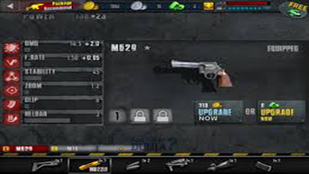 Fitur Luar Biasa dari Game Modifikasi Zombie Frontier 3