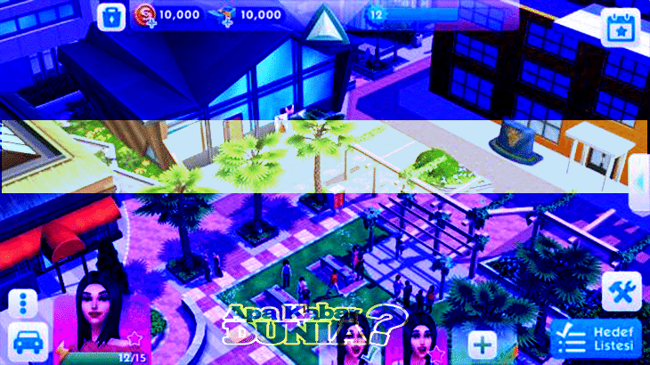 Fitur The Sims Mobile Mod Apk
