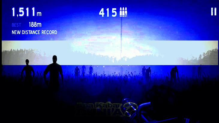 Fitur dari Into The Dead Mod Apk