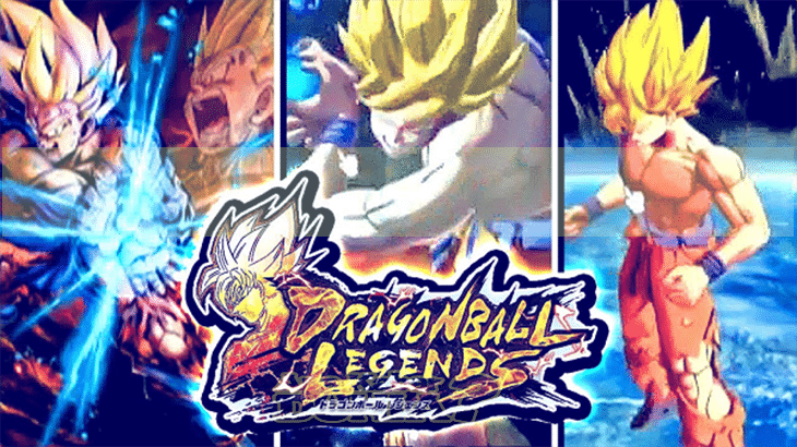Gameplay Game Dragon Ball Legends