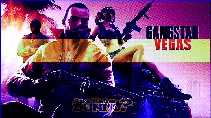 Gameplay Gangstar Vegas