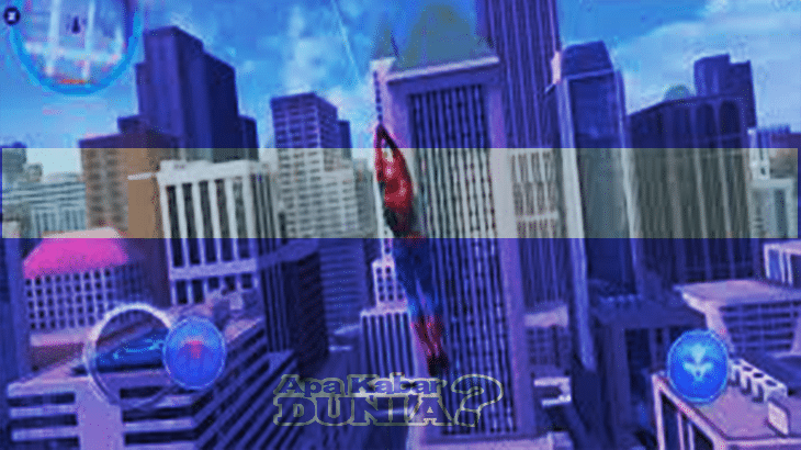 Rancangan The Amazing Spider Man 2 Apk