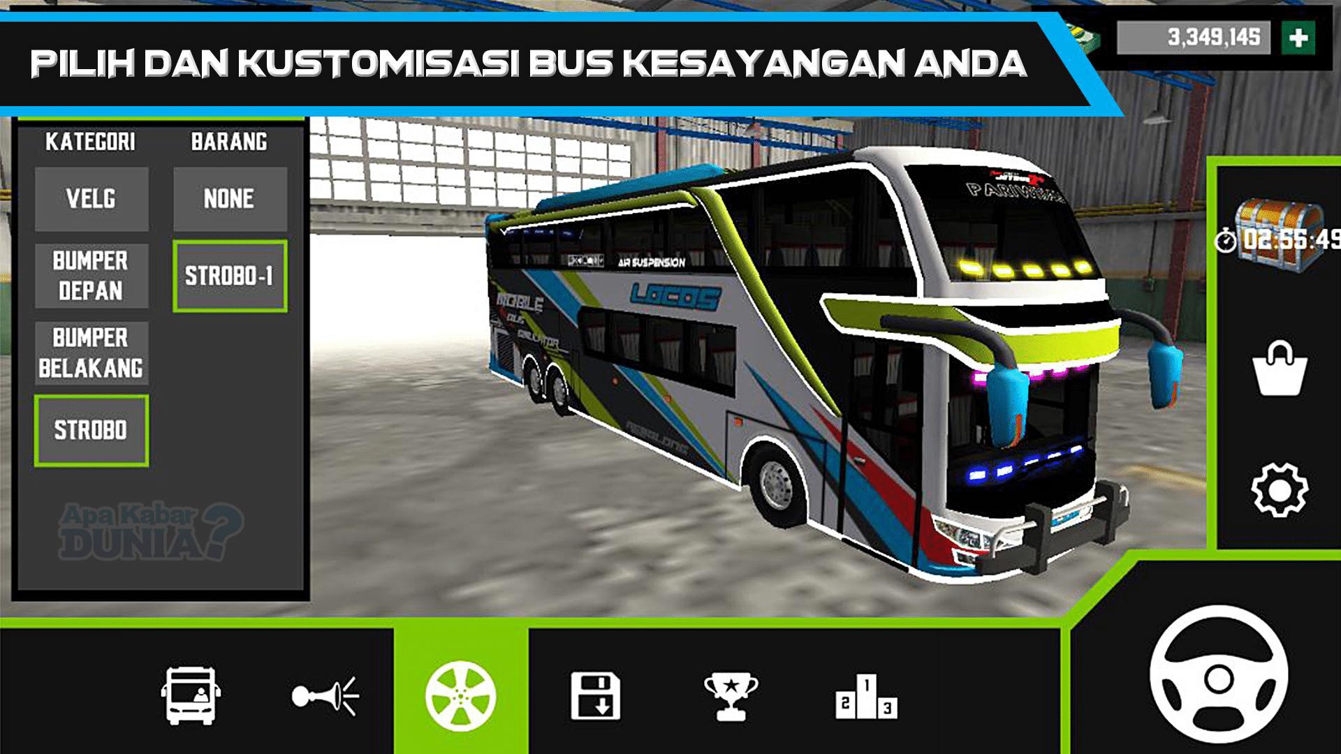 Ulasan Tentang Simulator Bus Indonesia