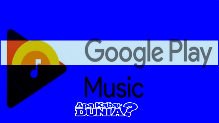 . Aplikasi Google Play Music