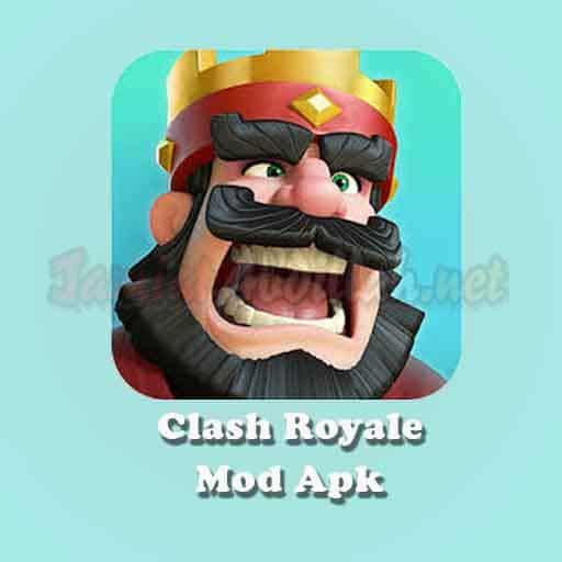 Clash Royale Mod Apk Gems Gold Money Update Terbaru 2021