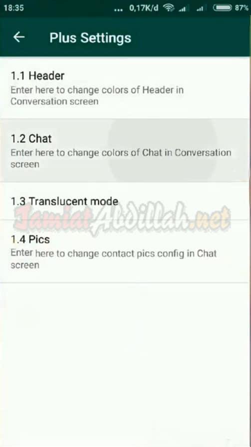 Chat WhatsApp Plus