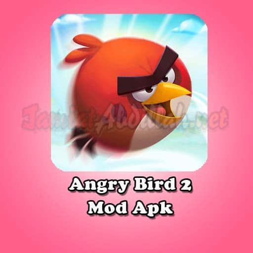 Angry Bird 2 Mod Apk