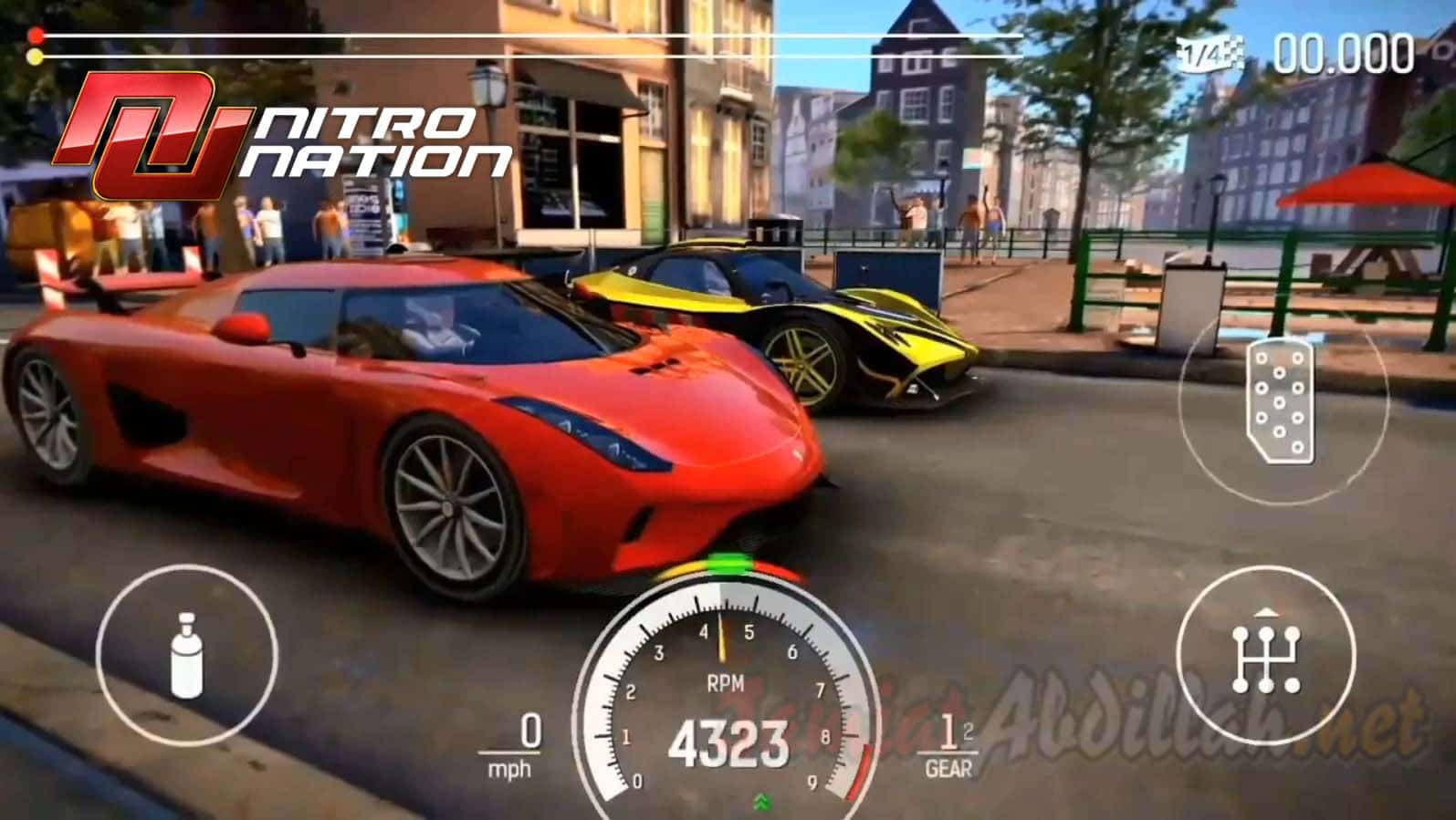 Download Nitro Nation Drag & Drift